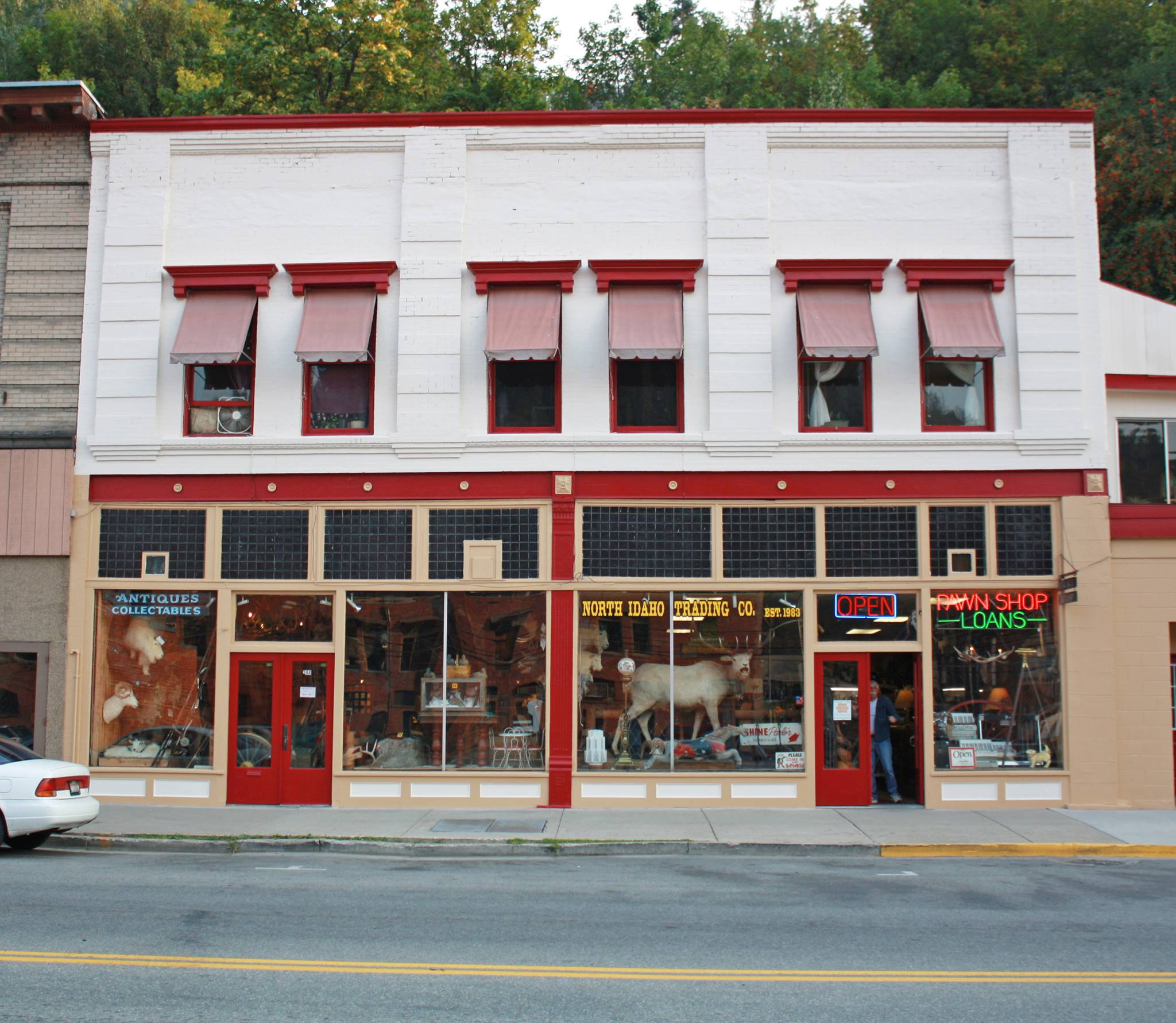 Known As The Weirdest Little Shop In The Northwest, Visit The North Idaho Trading Company