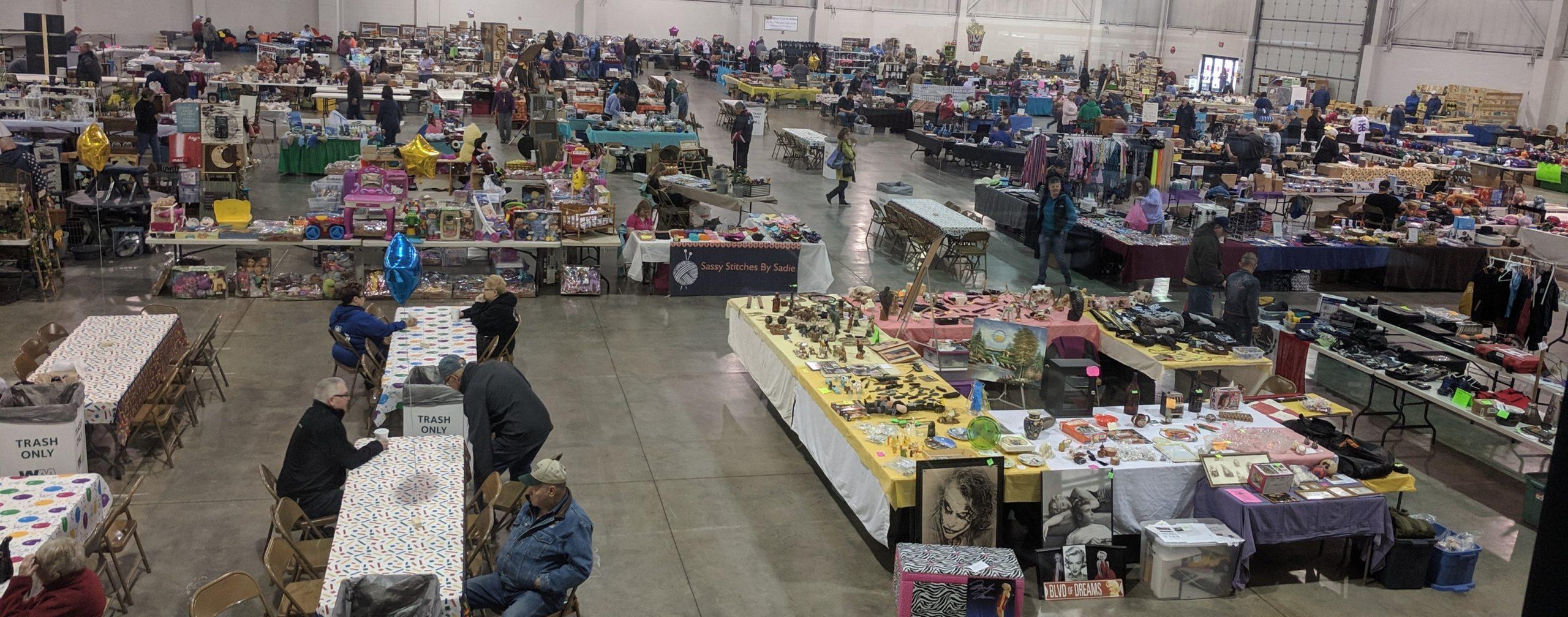 The Biggest Flea Market In North Dakota: 2020 Dates, Times, Information