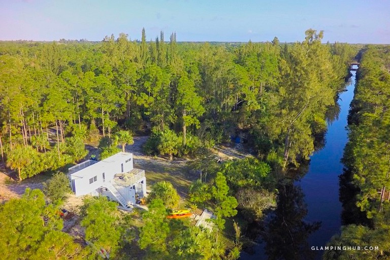 Spend The Night In An Upcycled Storage Container In Jupiter, Florida