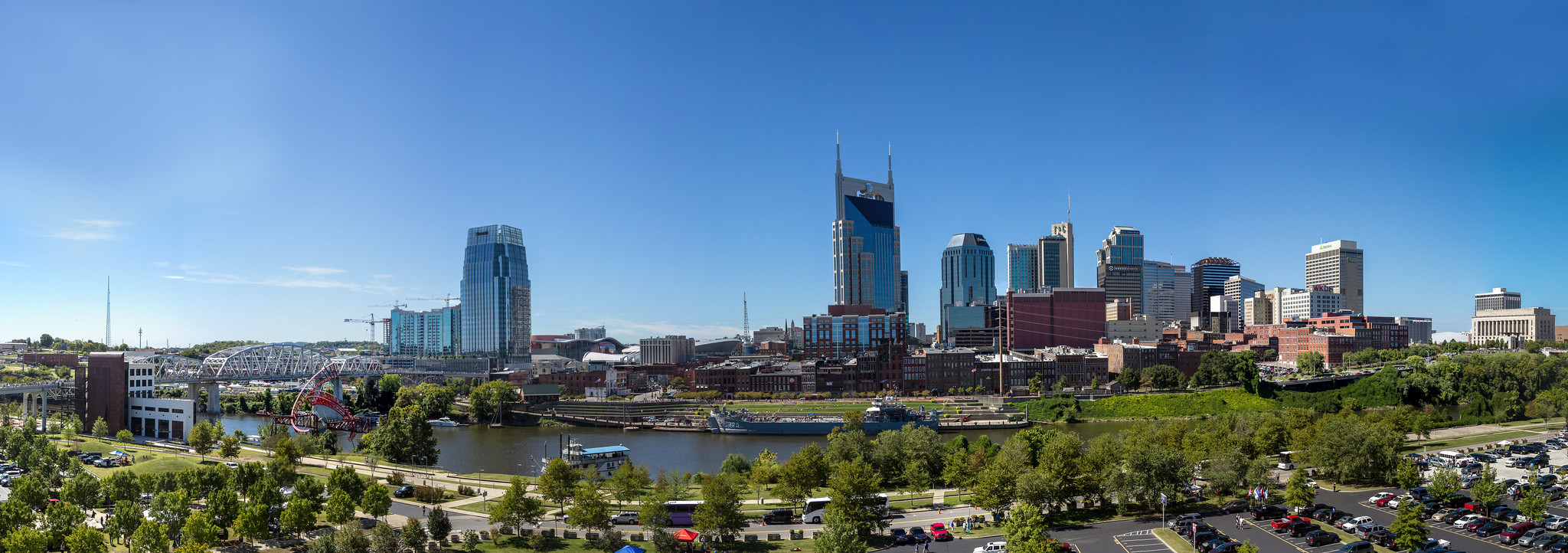 Nashville Was Just Named One Of The Healthiest Cities To Live In 2020