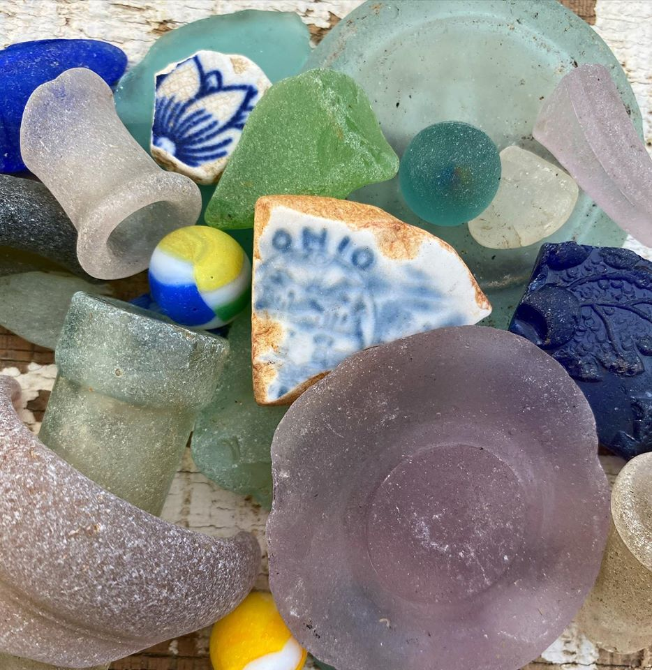 One Of The Best Sea Glass Festivals In The U.S. Is Coming To A City Near Cleveland