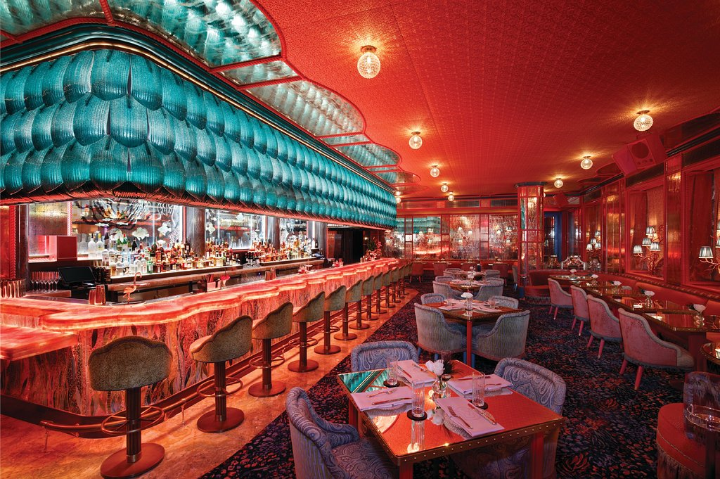 The Mayfair Supper Club In Las Vegas Is One Of America's Hottest New Spots To Dine