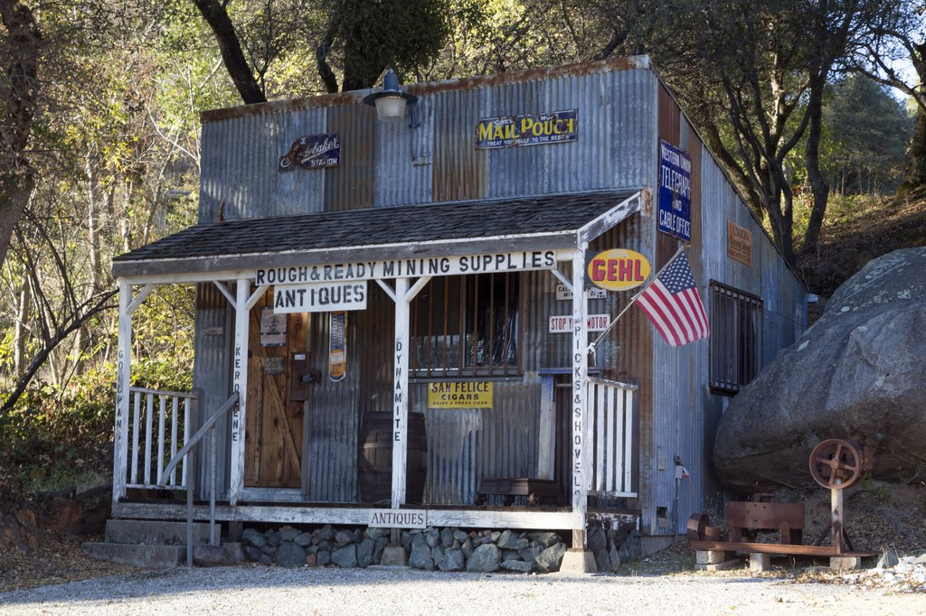 The Story Of How A Northern California Town Seceded From The U.S. Is As Weird As It Is True