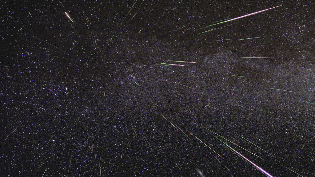 Surges Of Up To 100 Meteors Per Hour Will Light Up The New Jersey Skies During The 2020 Lyrid Meteor Shower This April
