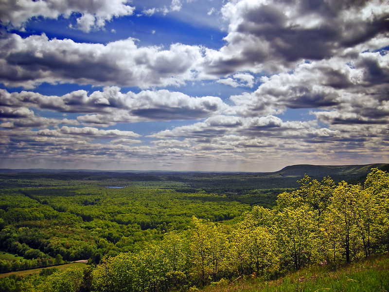 Delaware Water Gap National Recreation Area In Pennsylvania Was Named One Of The 50 Most Beautiful Places In The World