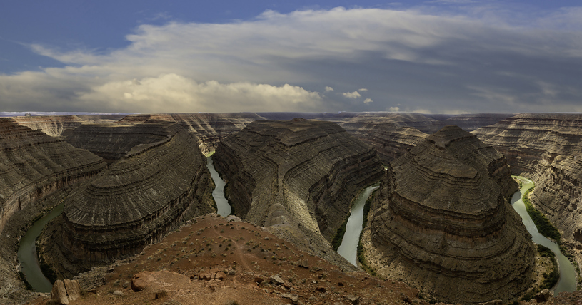 Goosenecks State Park In Utah Was Named One Of The Most Stunning Lesser-Known Places In The U.S.
