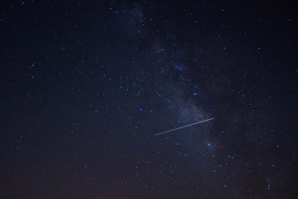 Surges Of Up To 100 Meteors Per Hour Will Light Up The Tennessee Skies During The 2020 Lyrid Meteor This April