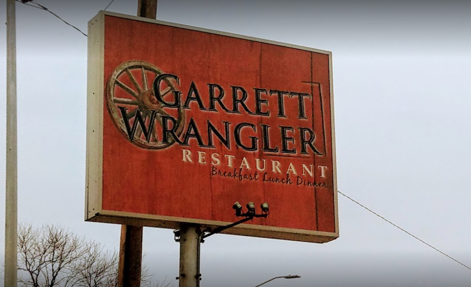 For Over A Decade, Garrett Wrangler Restaurant In Oklahoma Has Been Serving Families Down Home Cooking As Good As Grandma's