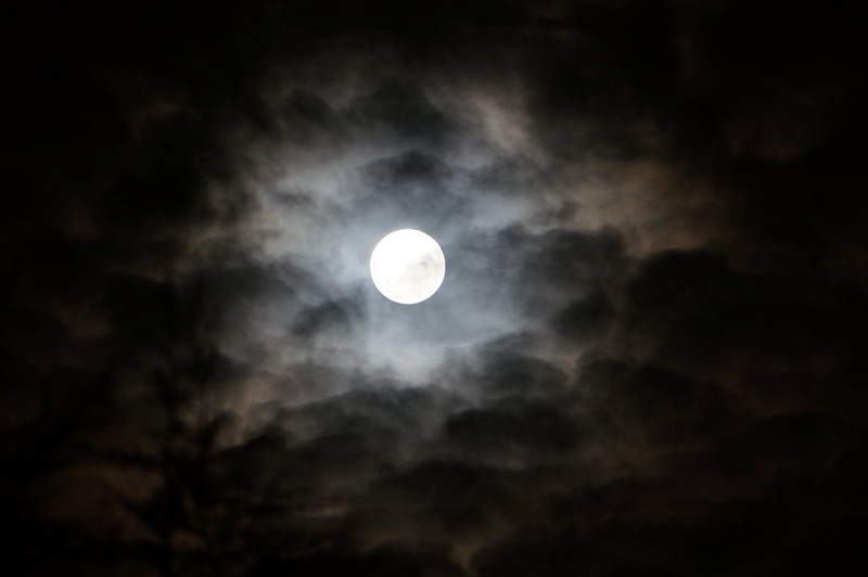 The Biggest And Brightest Full Moon Of The Year Will Be Visible In Missouri In Early April