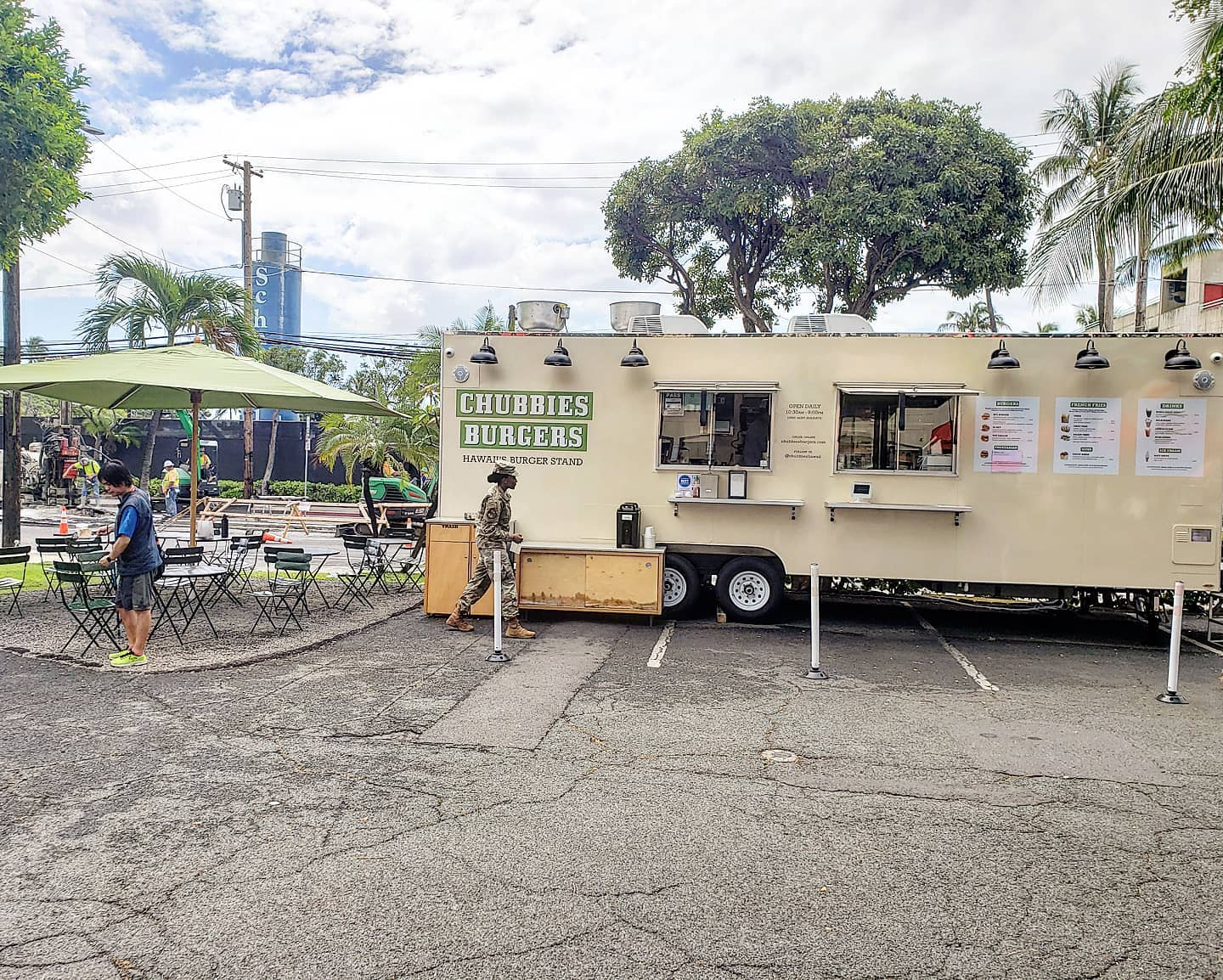 Consider Your Taste Buds Satisfied When You Visit Chubbies Burgers, A Hawaii Food Truck