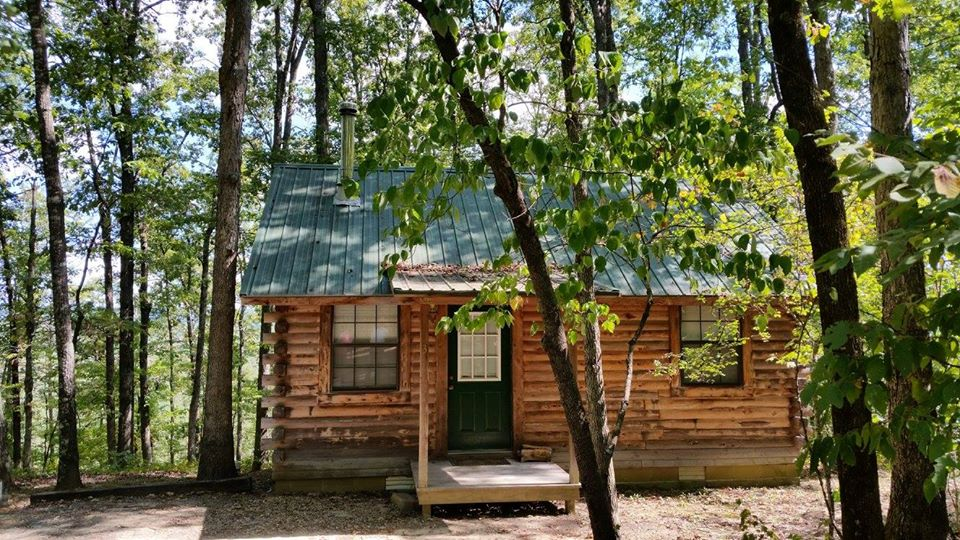 Listen To The Sweet Sounds Of The Ouachita Mountain Foothills At These Rustic Cabins In Arkansas