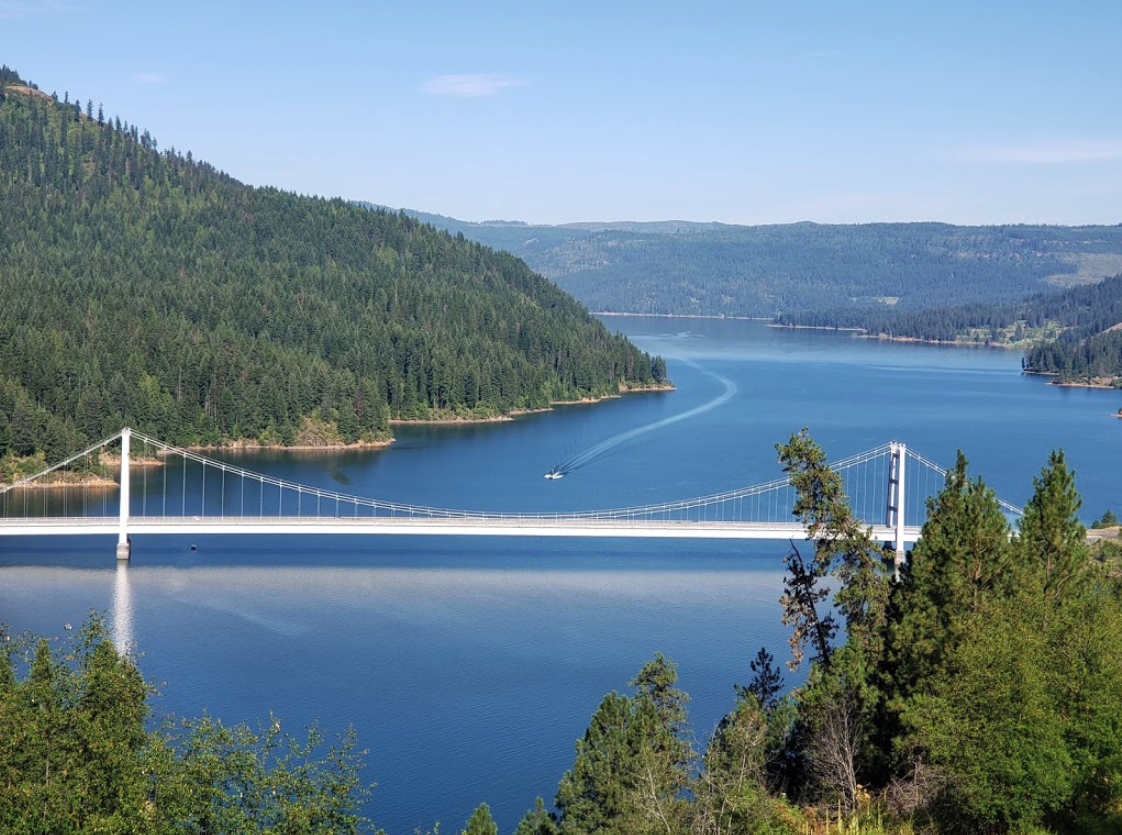 The Tallest, Most Impressive Bridge In Idaho Can Be Found In The Town Of Orofino