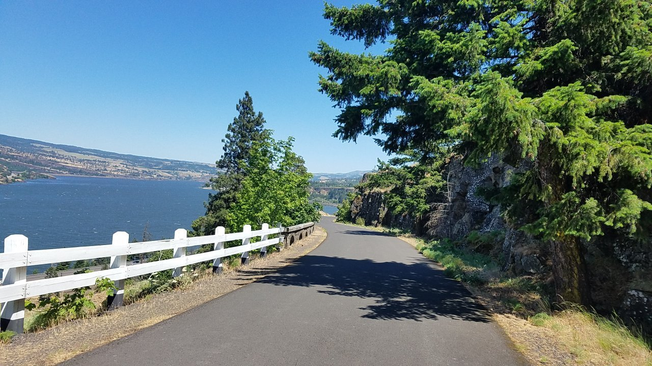 Soak In The Scenery On This Oregon Trail That Was Once A Historic Highway