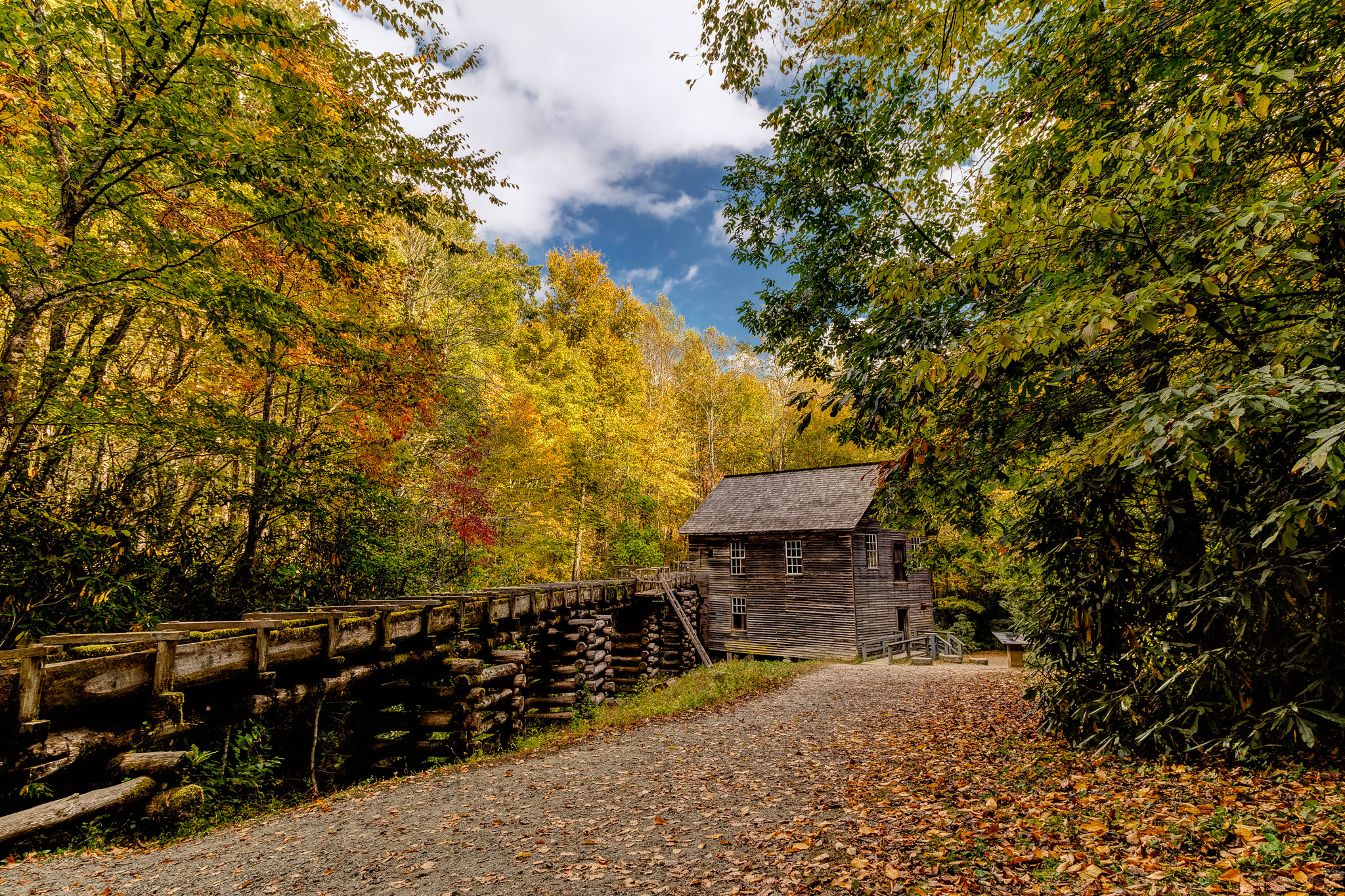An Entire Tour Of The Great Smoky Mountains National Park Can Now Be Taken From Your Couch
