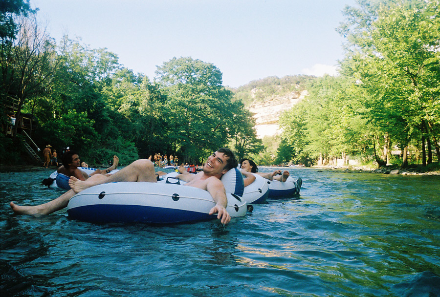 Here's Everything You Need To Know About Floating The Guadalupe River In Texas Safely This Summer