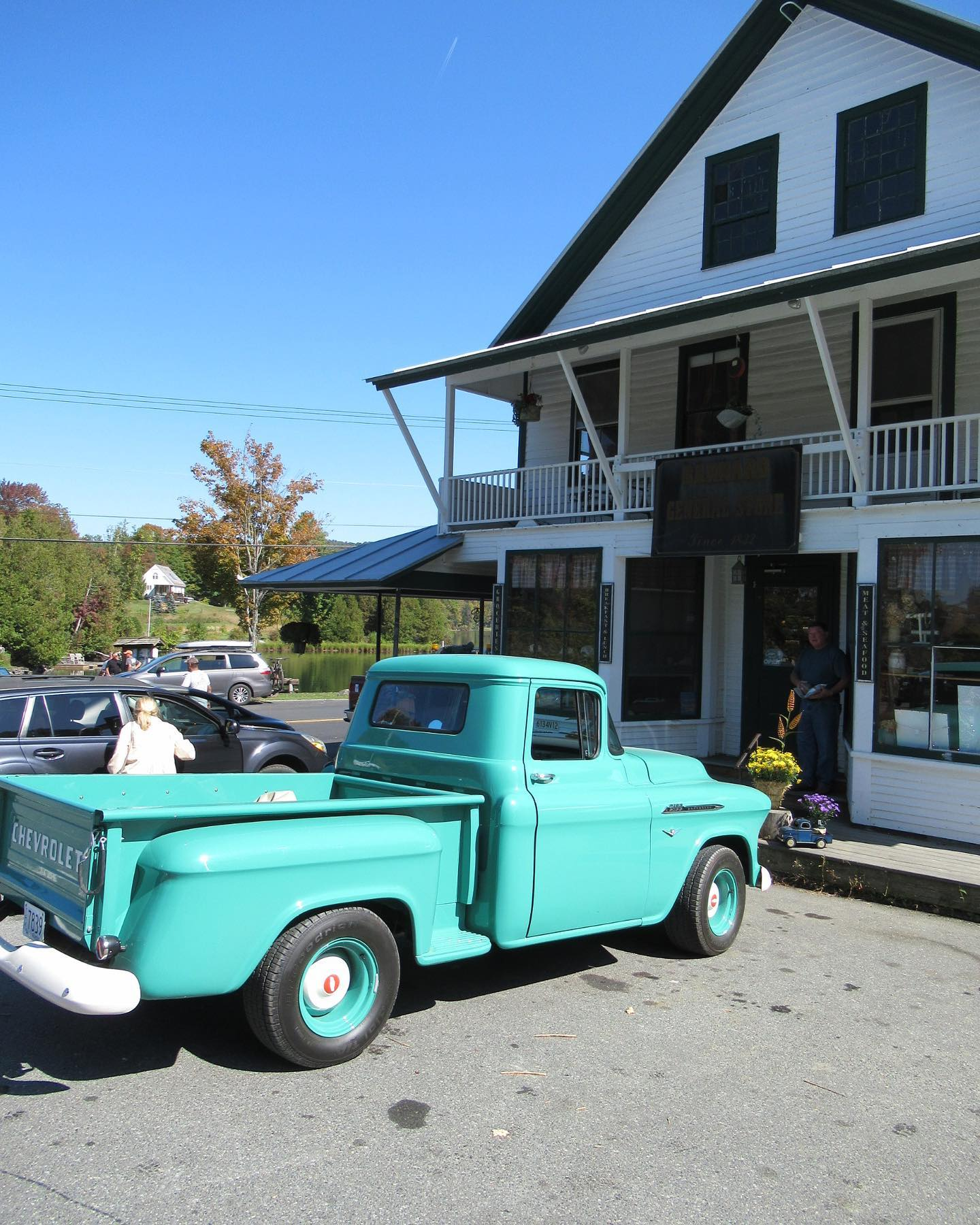 You Must Visit The Barnard General Store, One Of The Oldest And Finest General Stores In Vermont