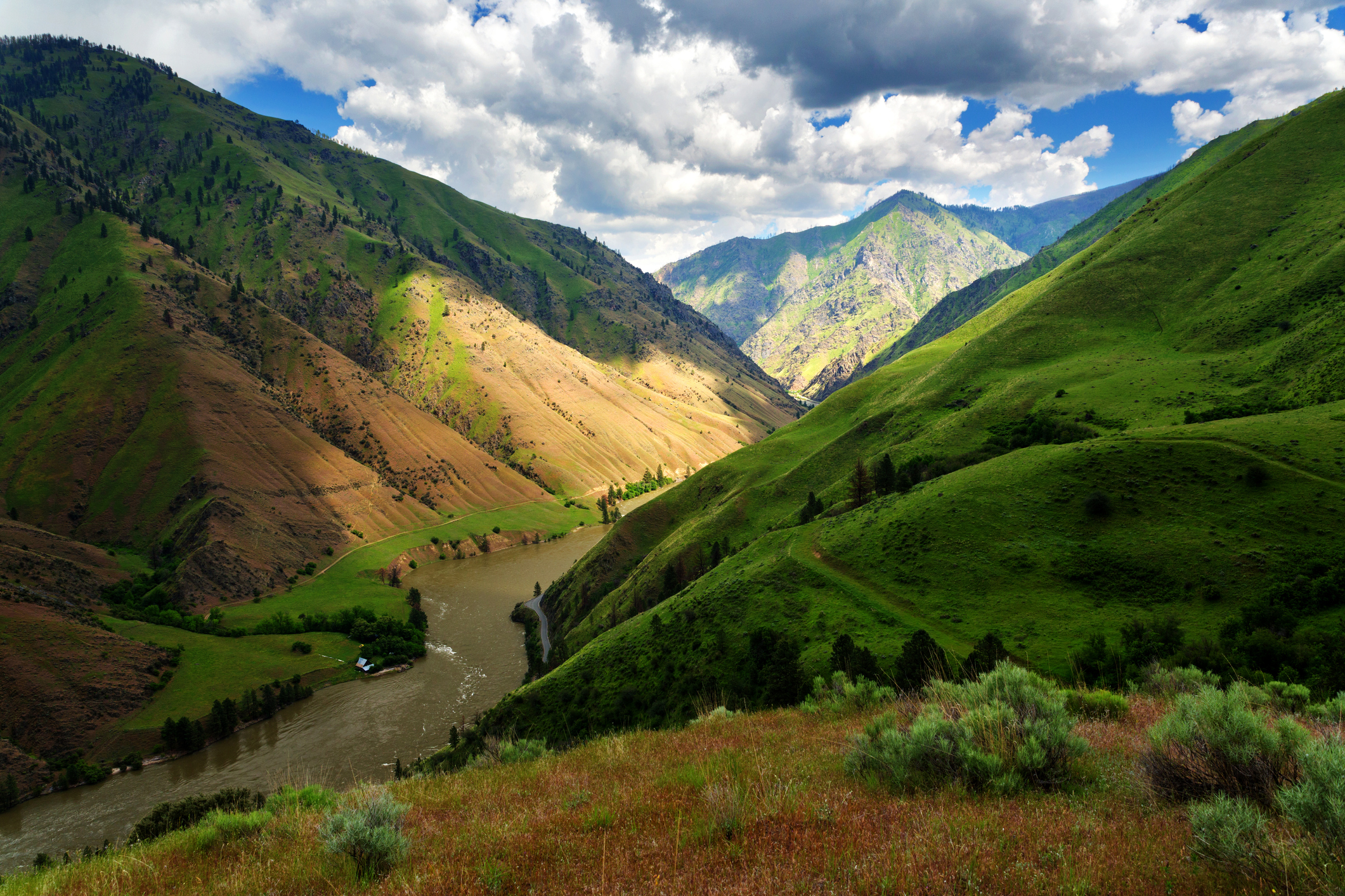 These 12 Photos Show There's No Place As Scenic As Frank Church–River of No Return Wilderness In Idaho