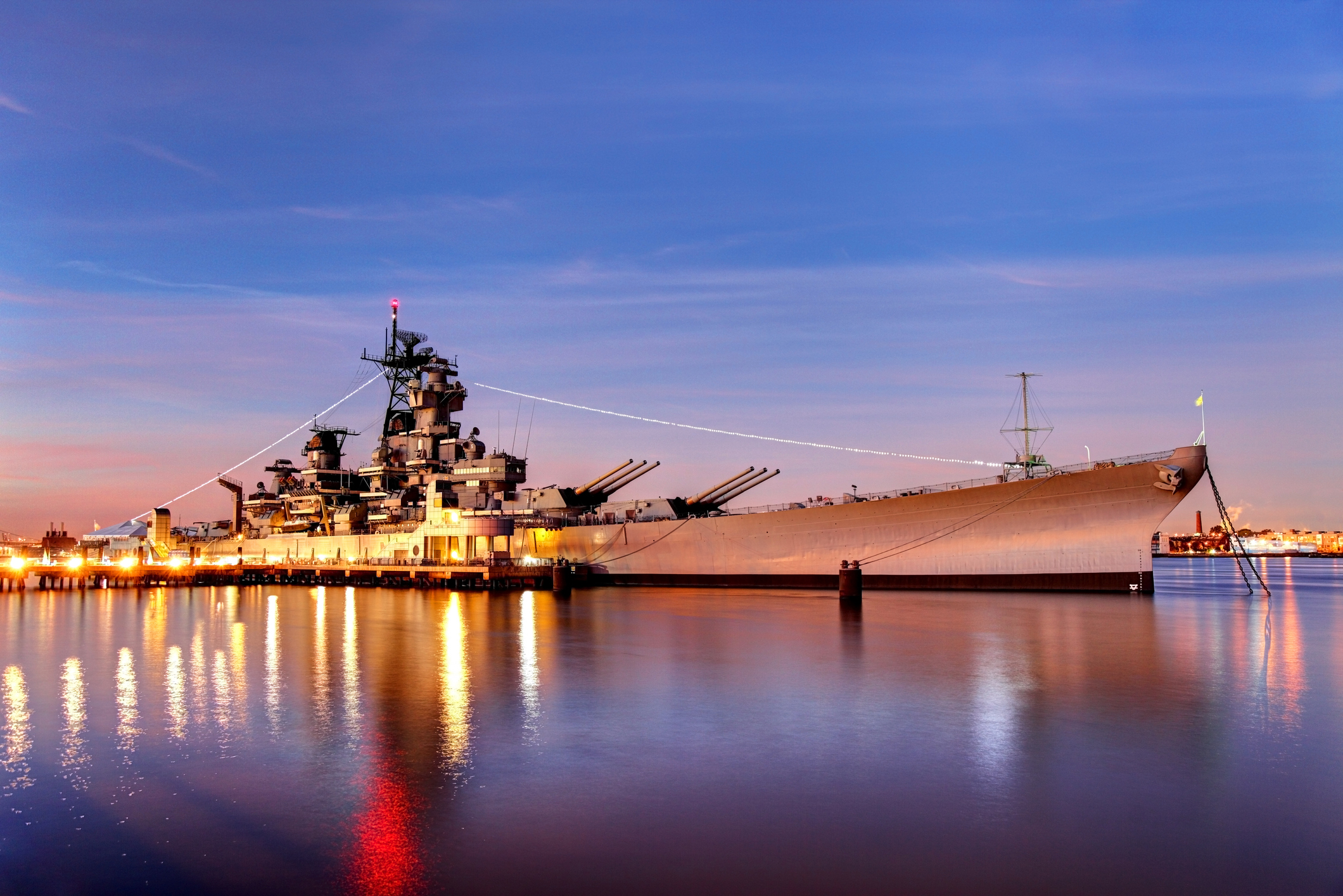 The Entire Battleship New Jersey Tour Can Now Be Taken From Your Couch