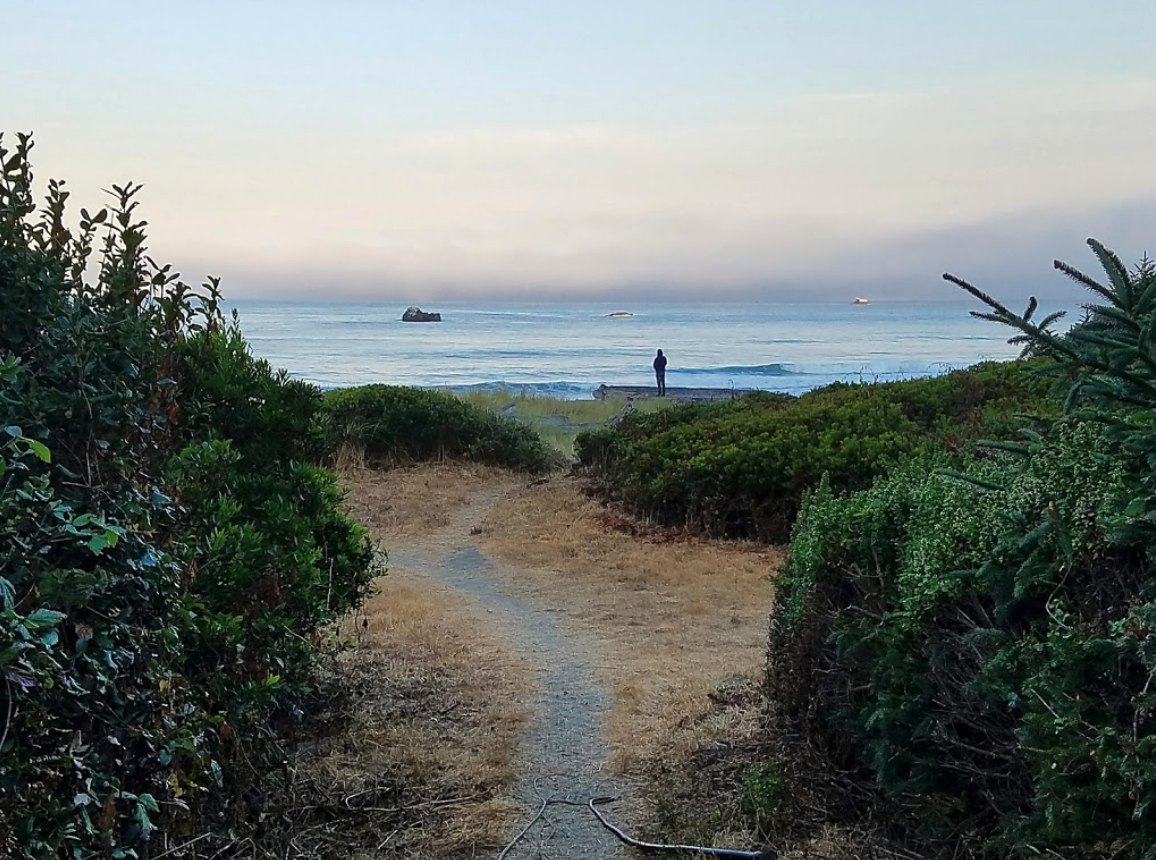 The Northernmost Beach In Northern California, Pelican Beach, Is A Delightfully Remote Oasis