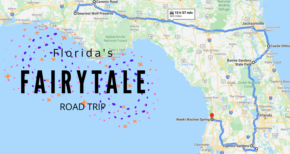 The Fairytale Road Trip That'll Lead You To Some Of Florida's Most Magical Places