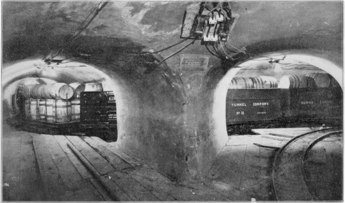 6 Hidden Tunnels You Never Knew Where Beneath This Popular Illinois City