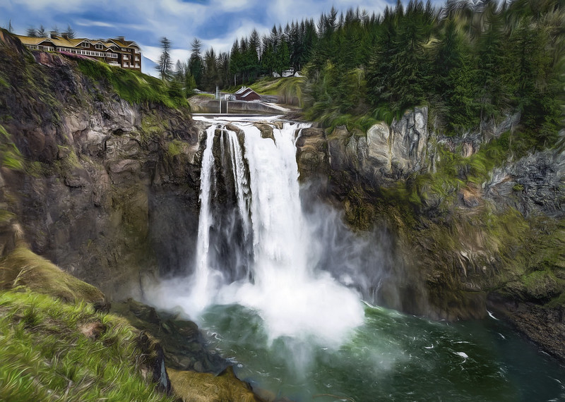 6 Easy-Access Washington Waterfalls That Are Perfect For A Summer Adventure