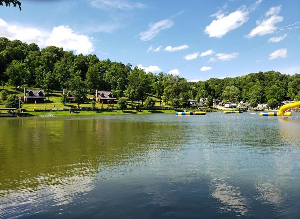 Visit Wood's Tall Timber Resort, The Family Campground In Ohio That's The Size Of A Small Town