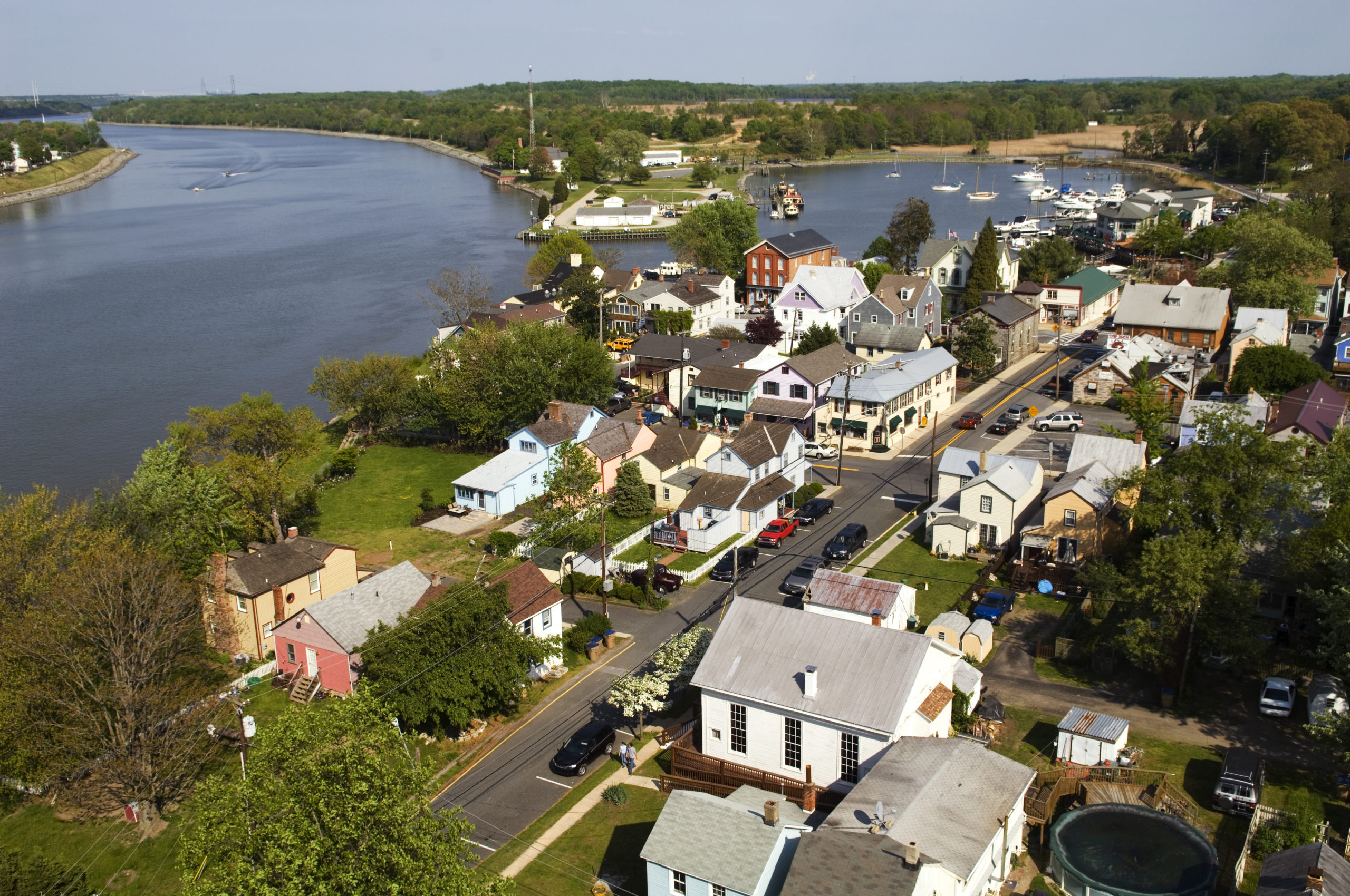 Plan A Trip To Chesapeake City, One Of Maryland's Best Small Towns