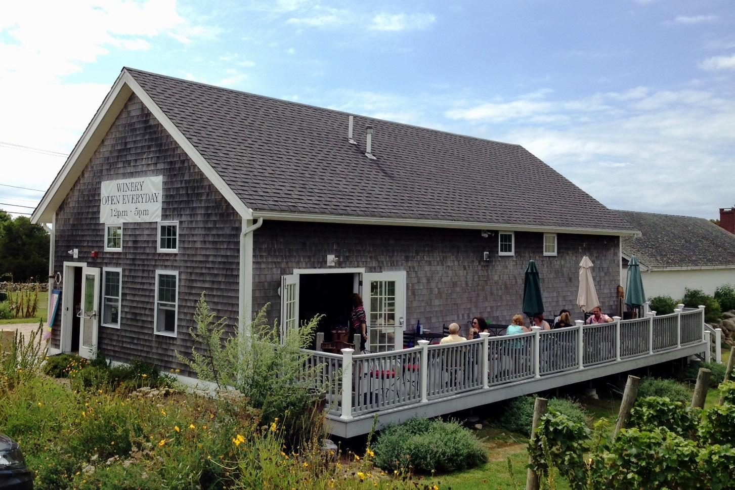Sip Wine And Sleep In A 145-Year-Old Farmhouse At Langworthy Farm In Rhode Island