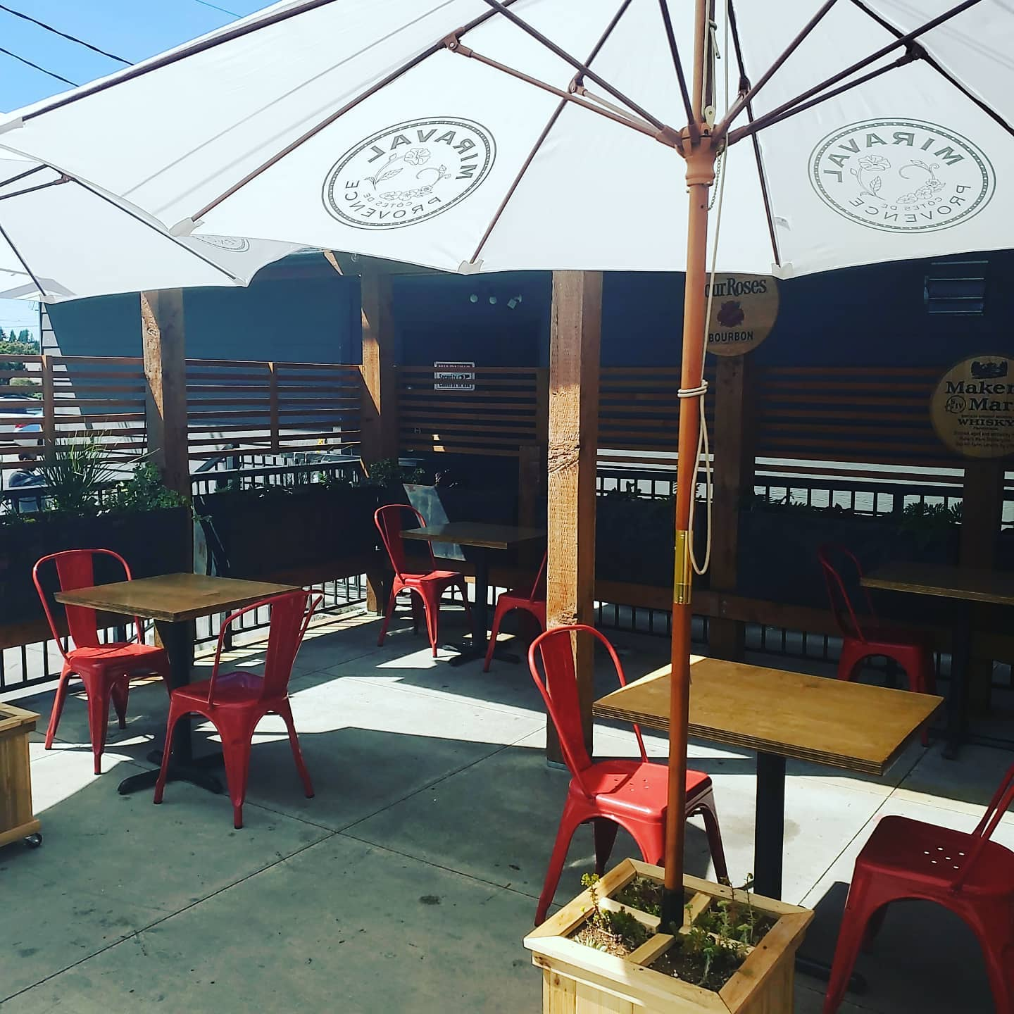 Enjoy Slow-Smoked Meats On A Perfect Patio At Lady Jaye In Washington
