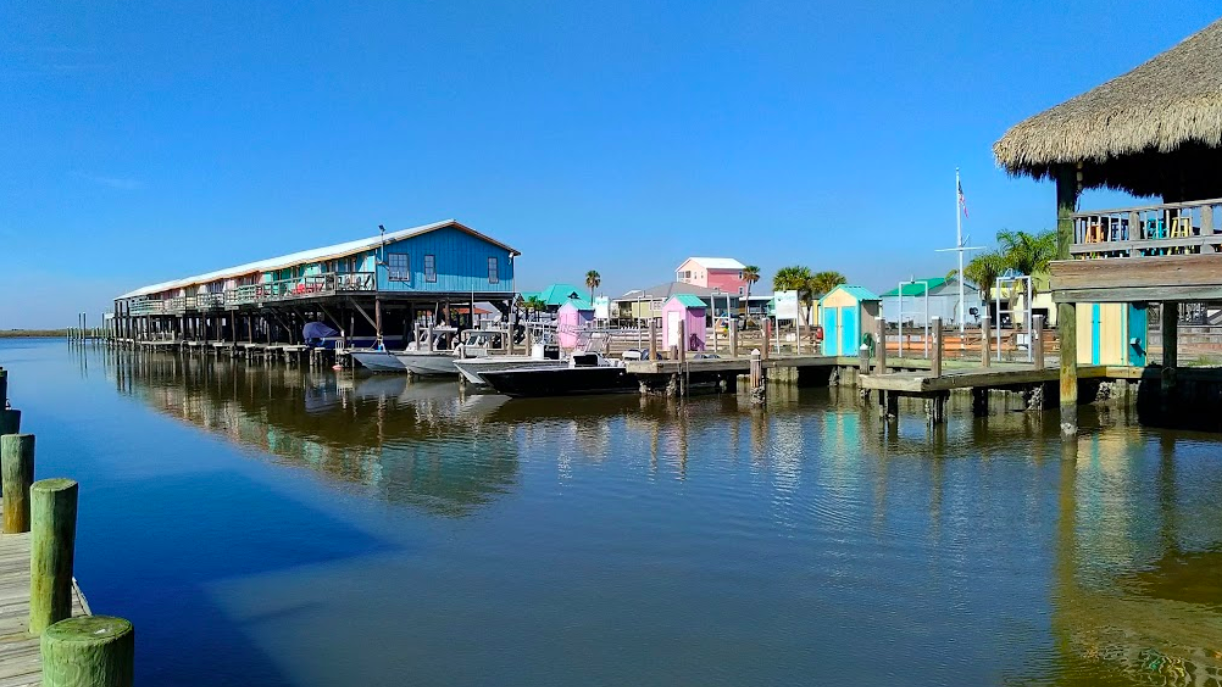It's A Nature Lover's Paradise When You Visit CoCo Marina In Louisiana