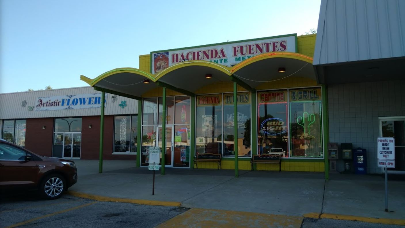 You'll Be Instantly Transported To Mexico City When You Visit Hacienda Cantina Grill In Illinois