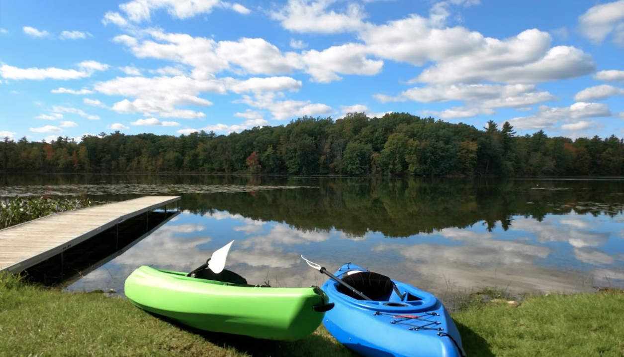 There Are Nine Lakes To Explore Within The Bounds Of Yankee Springs Recreation Area In Michigan