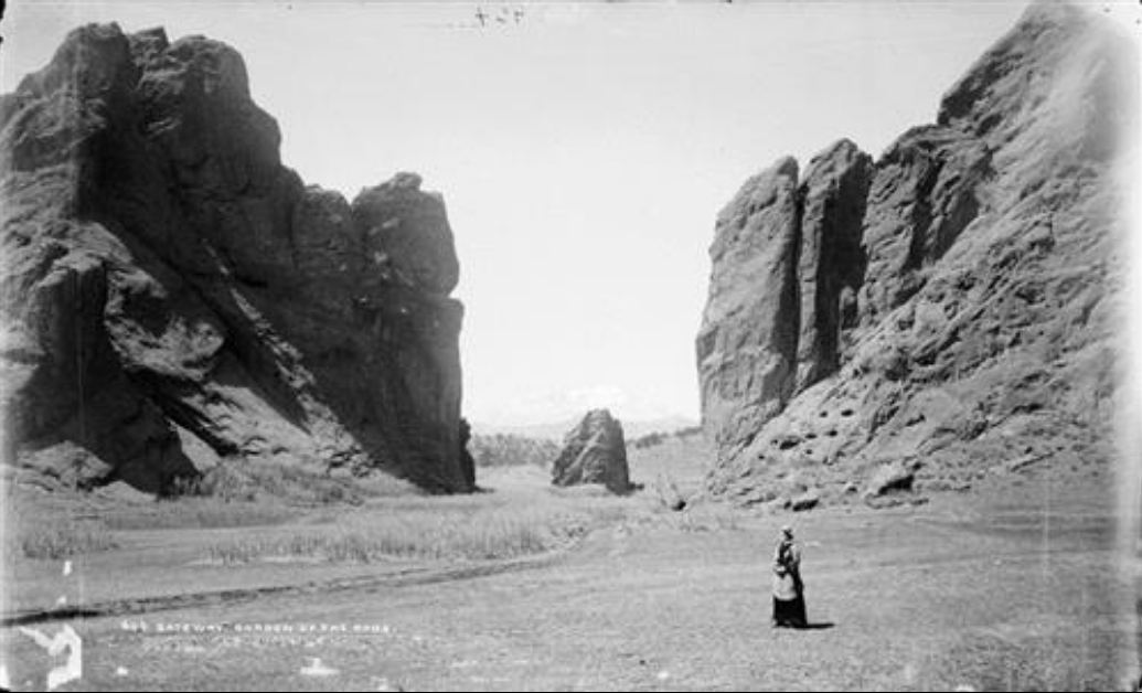 These Before And After Pics Of Garden Of The Gods In Colorado Show Just How Much It Has Changed
