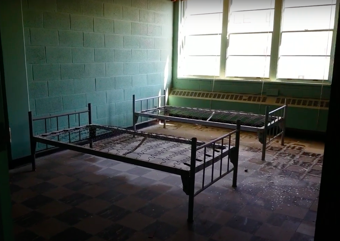 This Eerie And Fantastic Footage Takes You Inside Montana's Abandoned Air Force Barracks