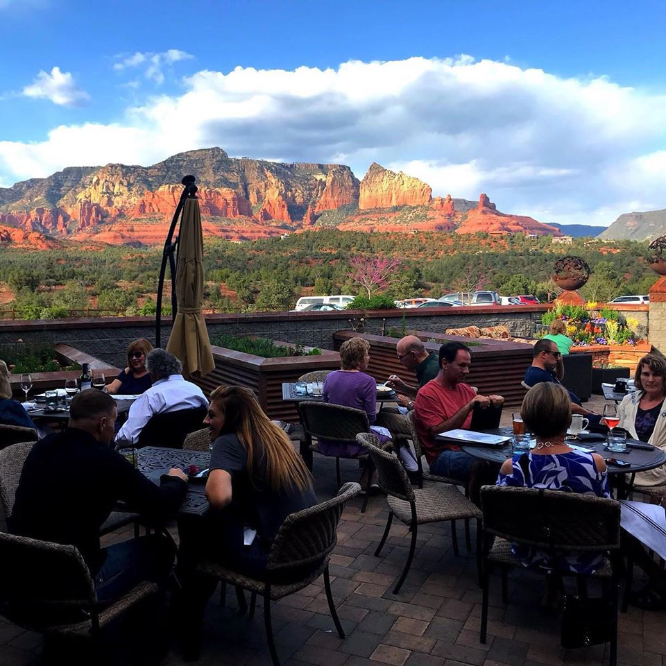 7 Outdoor Restaurants In Arizona You'll Want To Visit Before Summer's End