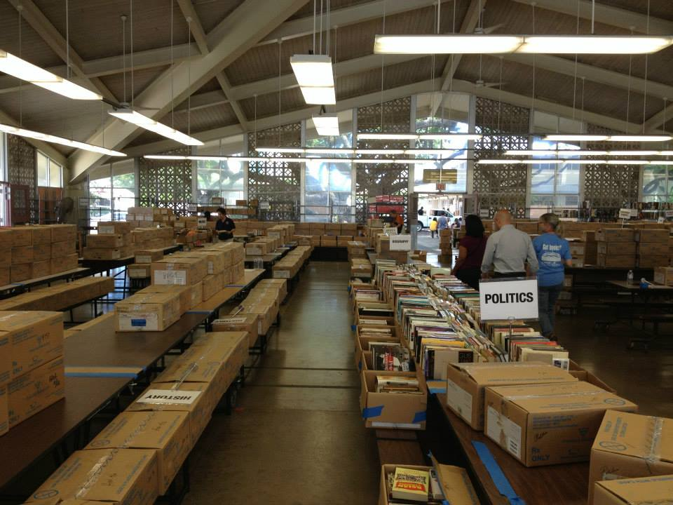 The Largest Book Sale In Hawaii Has Just Gone Virtual And Bookworms Will Love It