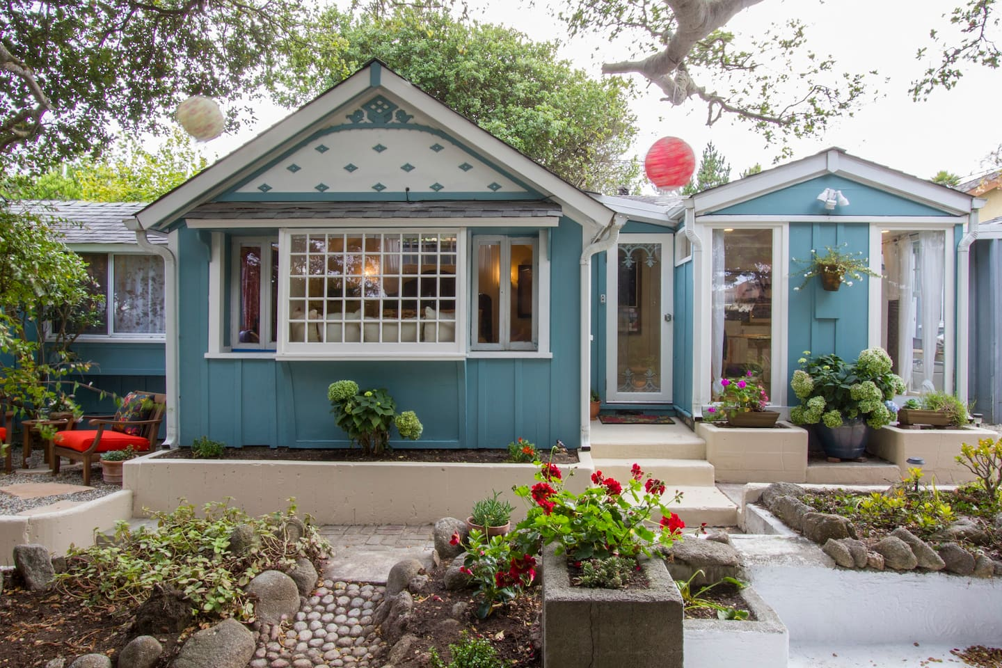 Plan A Stay At John Steinbeck's Writer Studio That's Now A Cozy Cottage Hideaway In Northern California