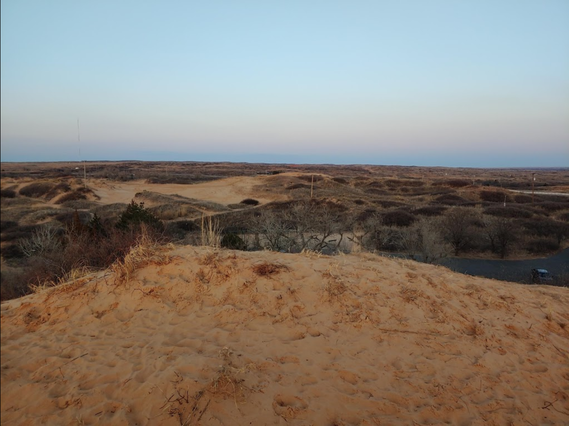 When You Learn The Creepy History Behind Oklahoma's Historic Beaver Dunes Park, You May Be Surprised