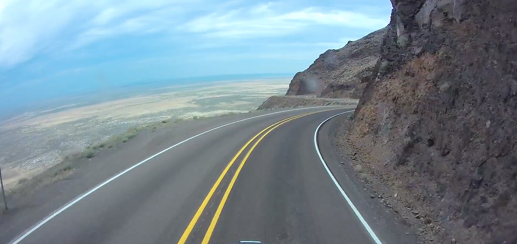 The Doherty Slide Section Of Oregon Route 140 Is White Knuckle Driving In Oregon That's Not For The Faint Of Heart