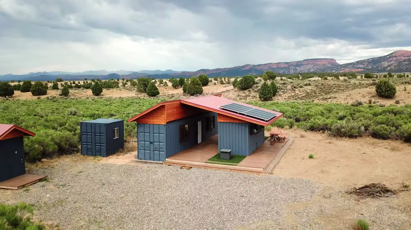 See Some Of Utah's Most Beautiful Scenery With The Aquarius Trail Hut System