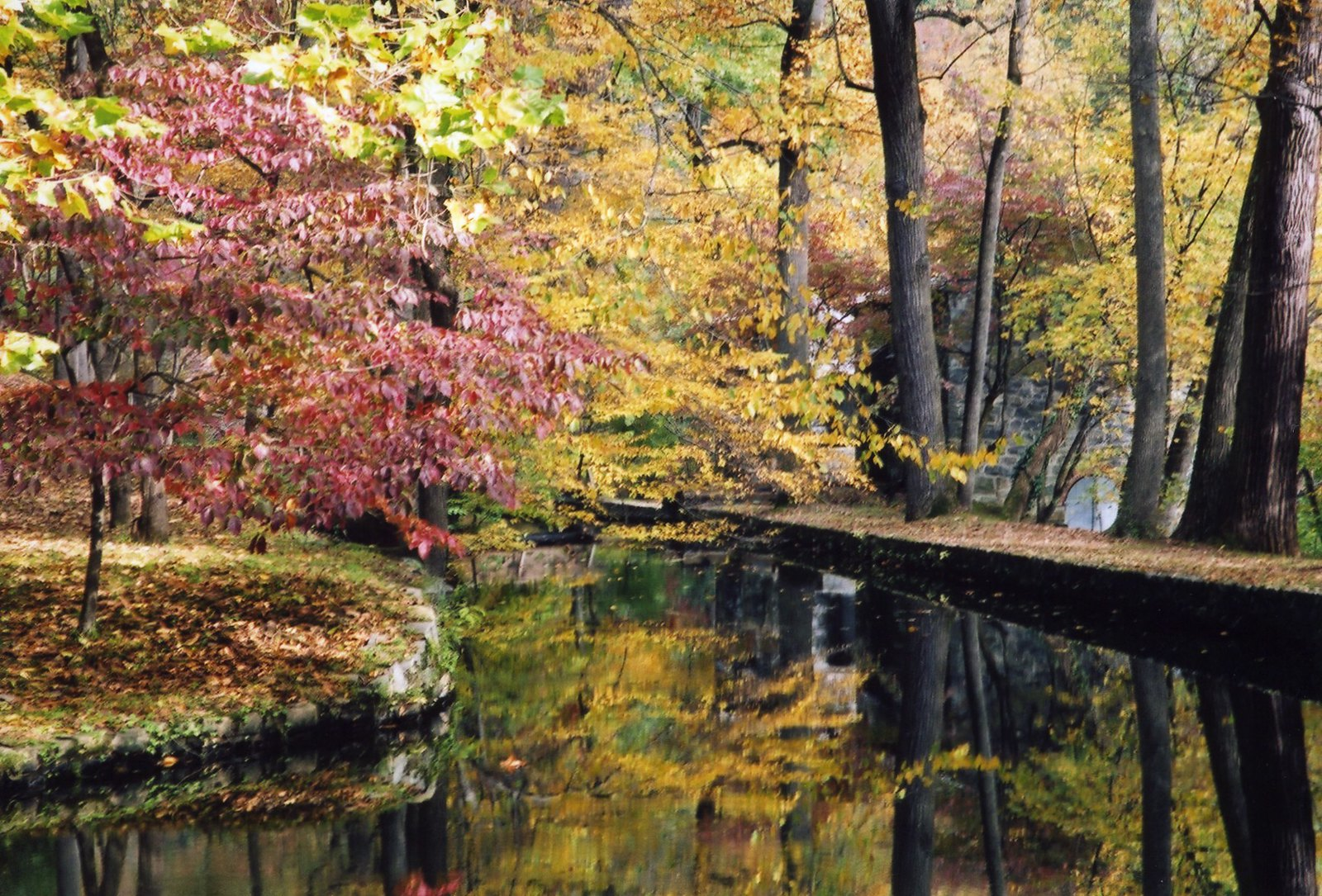 7 Of The Most Beautiful Fall Destinations In Delaware