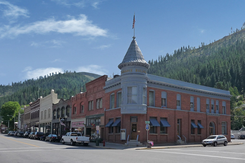 Plan A Trip To Wallace, One Of Idaho's Most Charming Historic Towns