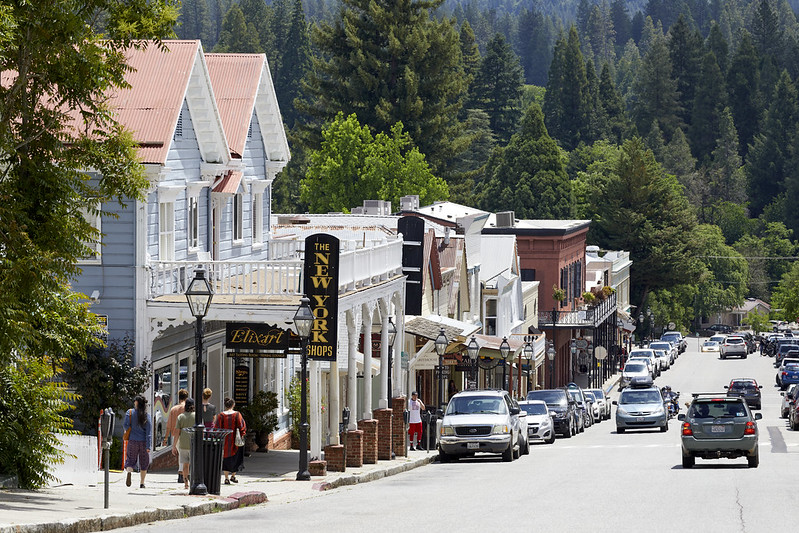 Plan A Trip To Nevada City, One Of Northern California's Most Charming Historic Towns