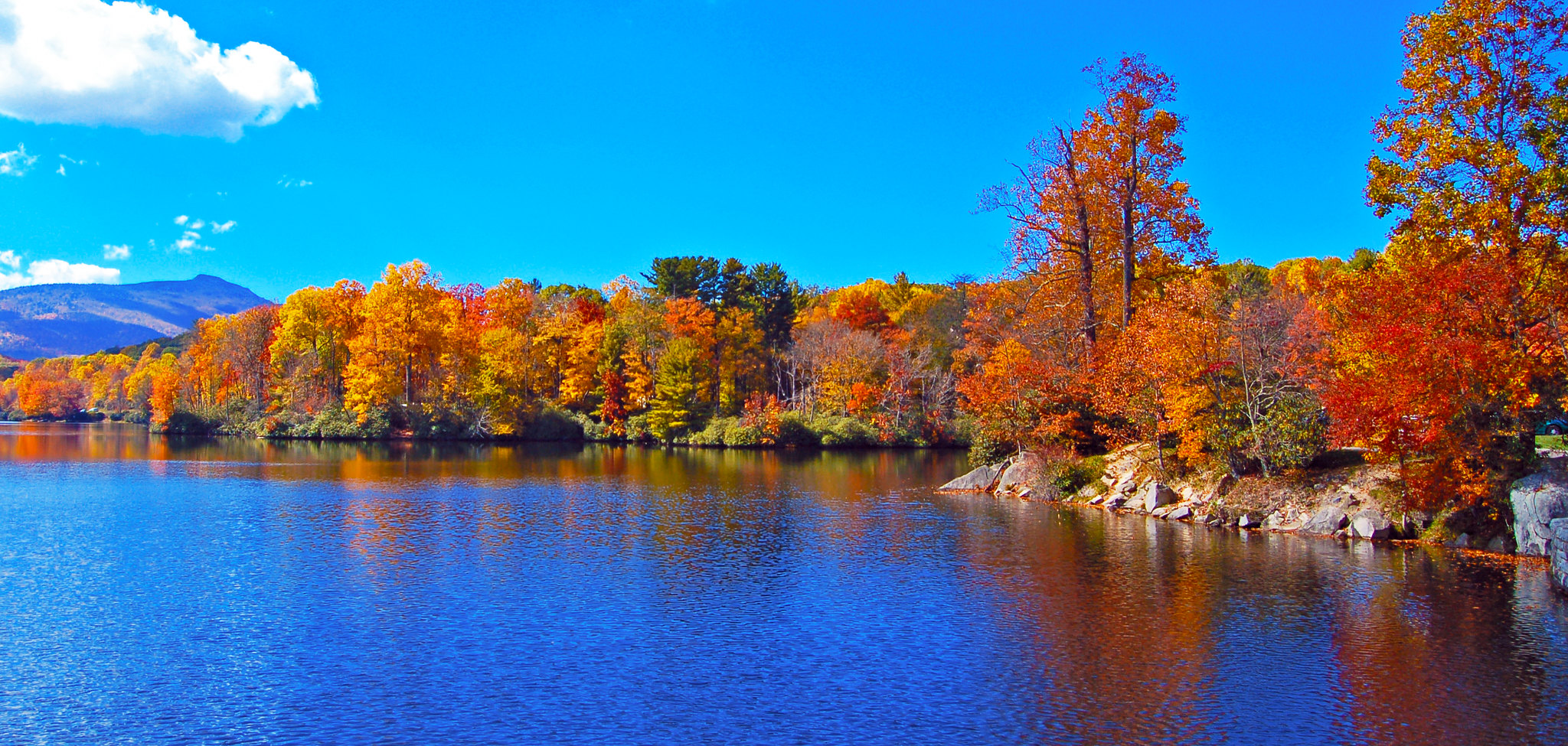 12 Of The Most Beautiful Fall Destinations In North Carolina