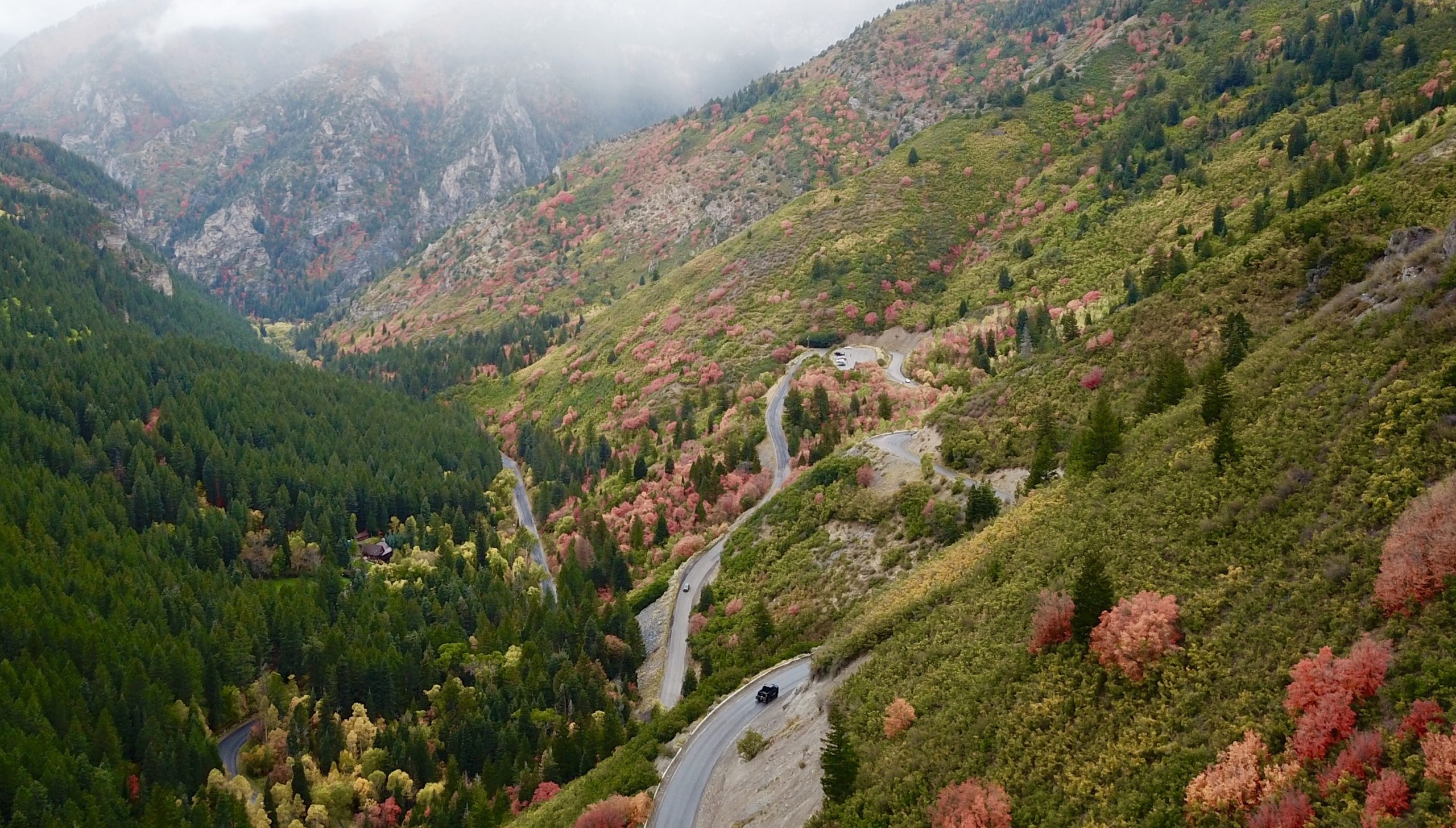 Hop In Your Car And Take The Alpine Loop For An Incredible 20-Mile Scenic Drive In Utah