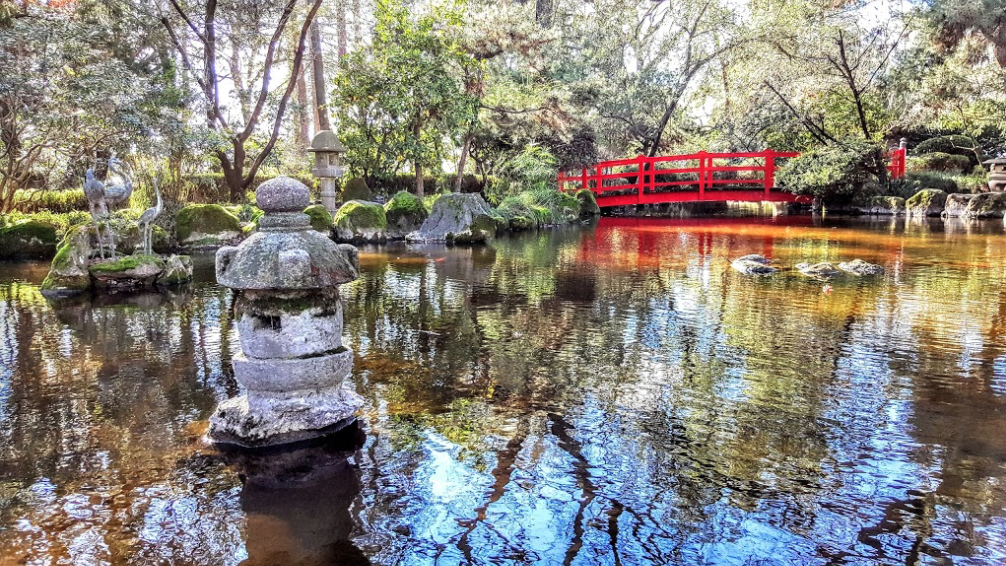 The Japanese Garden Tucked Away In Micke Grove Park In Northern California Is A True Hidden Gem