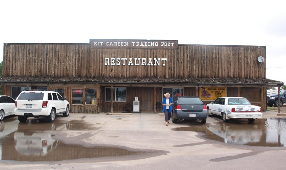 The Trading Post Restaurant Is One Of Colorado's Top Small-Town Gathering Spots