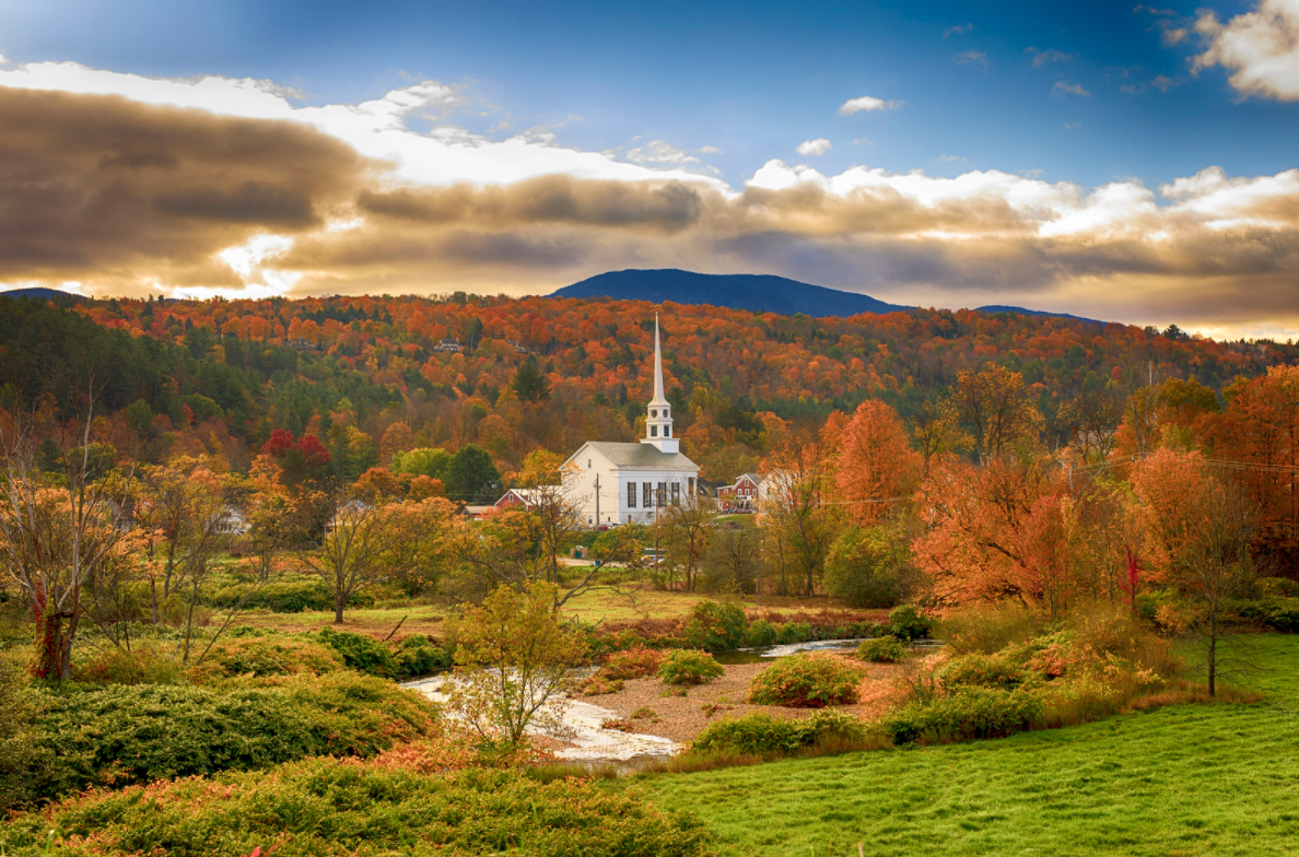 10 Of The Most Beautiful Fall Destinations In Vermont