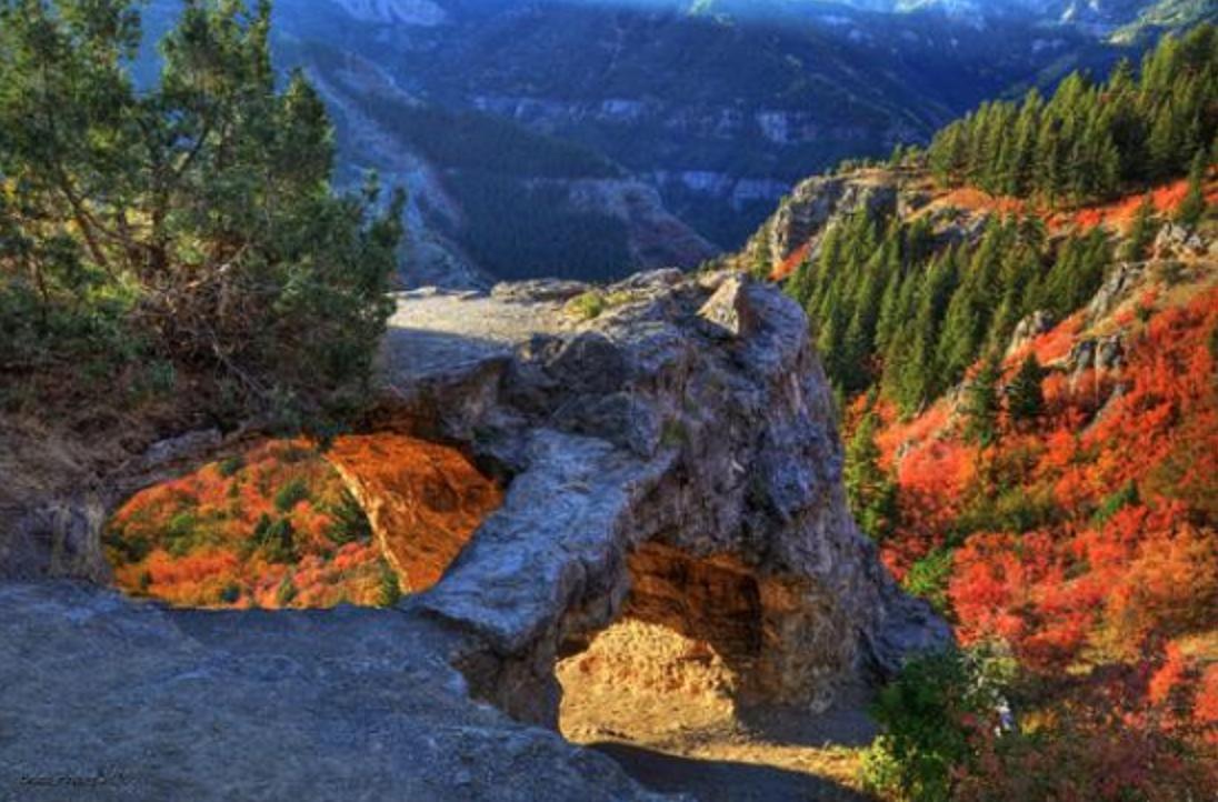 13 Of The Most Beautiful Fall Destinations In Utah